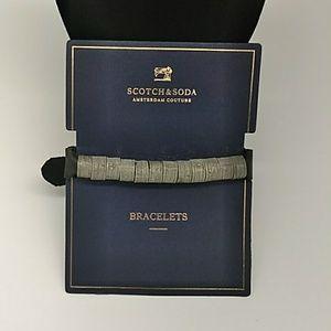 Scotch & Soda Men's Scotch Bracelet - Combo G